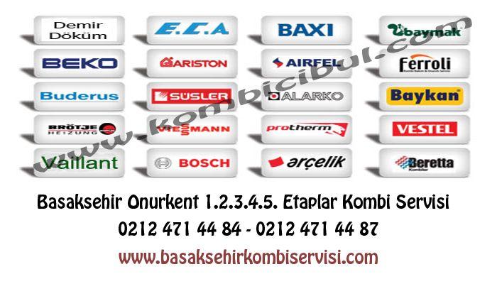 Başakşehir Etaplar Kombi Servisi 471 44 84