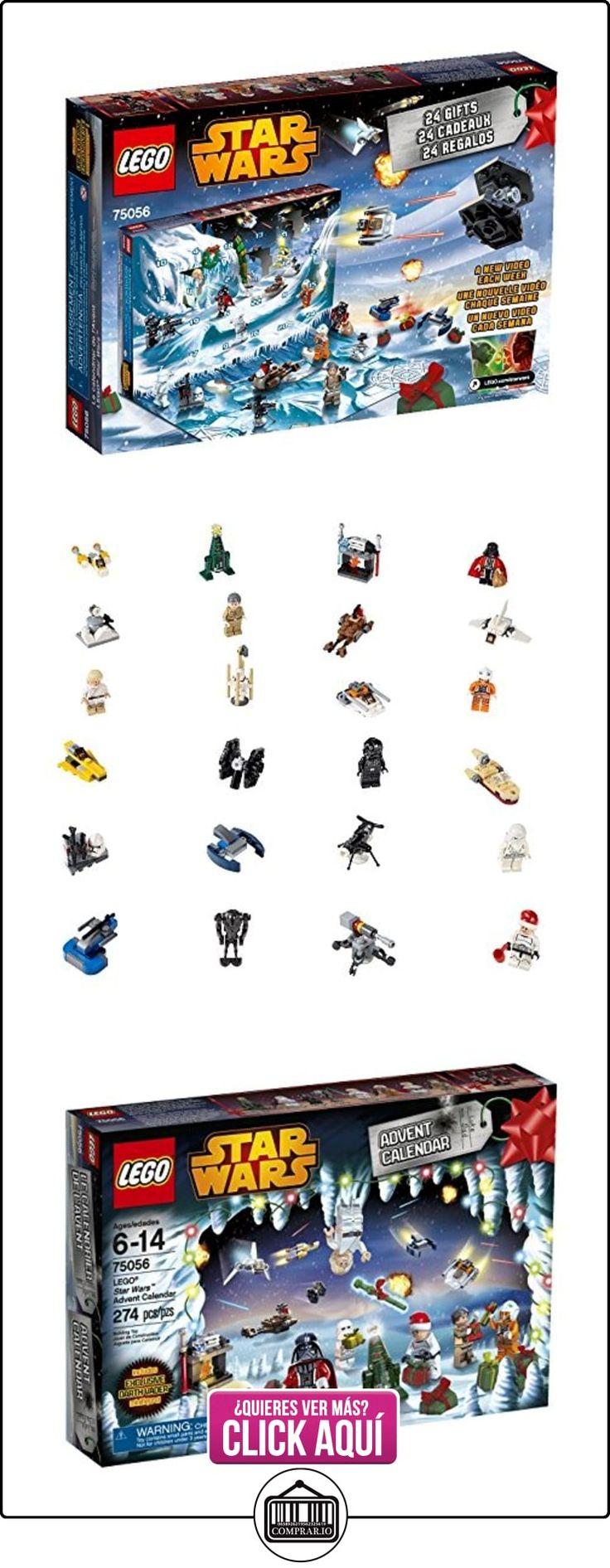 LEGO Star Wars Advent Calendar 75056(Discontinued by manufacturer) by LEGO  ✿ Lego - el surtido más amplio ✿ ▬► Ver oferta: https://comprar.io/goto/B00J4S98AW