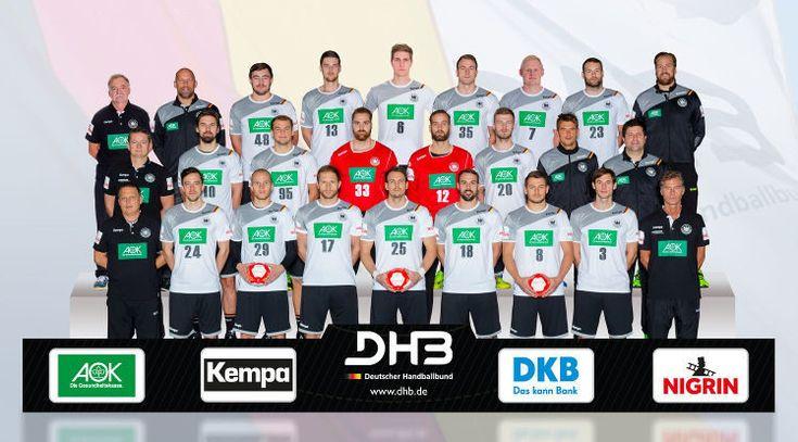 Handball EM 2018 Kroatien: Die deutsche Handball-Nationalmannschaft der Männer steht vor dem nächsten internationalen Höhepunkt. Mit 20 Spielern, darunter zwölf Europameister von 2016, geht Bundestrainer Christian Prokop in die am 28. Dezember beginnende Vorbereitung auf die EHF EURO 2018 in Kroatien (12. bis 28. Januar).