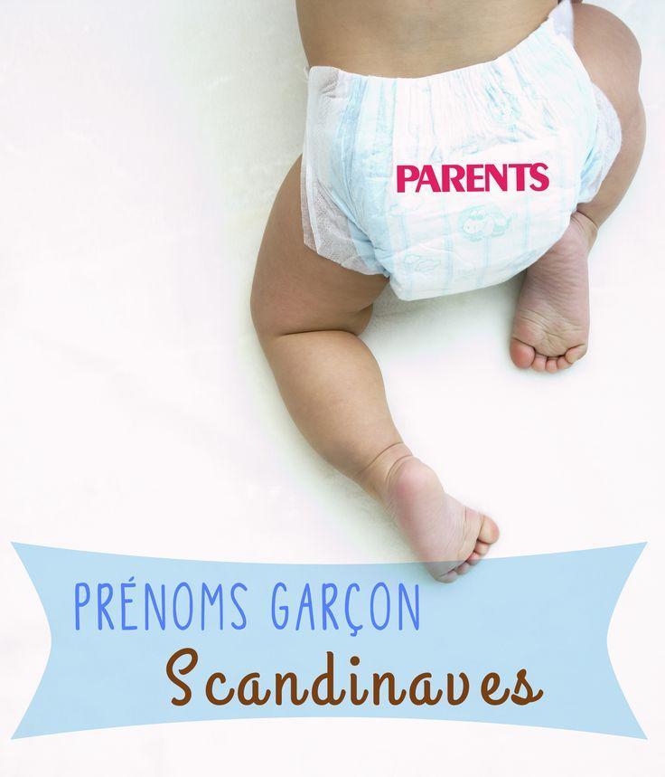 Les prénoms scandinaves pour les futurs bébés garçons.