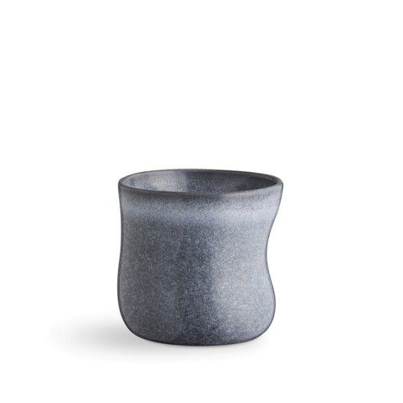 Mano cup blue-grey