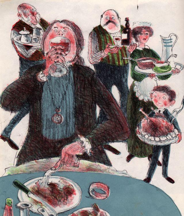 illustrated by Ib Spang Olsen