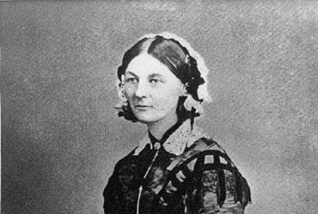 Florence Nightingale, 8 marzo, festa della donna, giornata internazionale della donna,