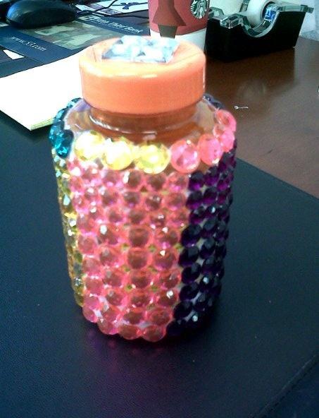 1000 images about med bottle on pinterest bobby pins for Medicine bottle crafts