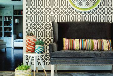 Spicing up décor one wall at a time. With a little help from Rethink Studio's and others, we're able to show you how to pull off the ultimate accent wall! So grab your favorite paint, wallpaper or wood panels and let's get started!