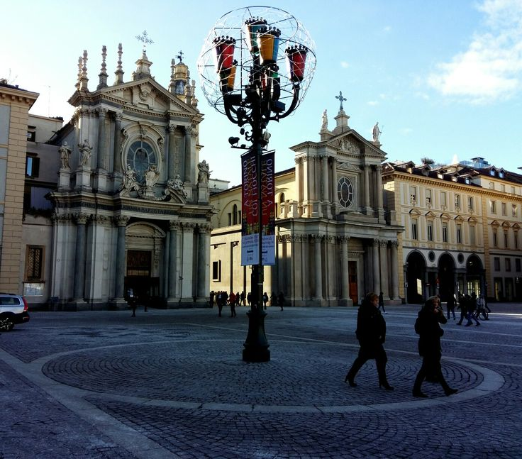 Piazza San Carlo, Torino