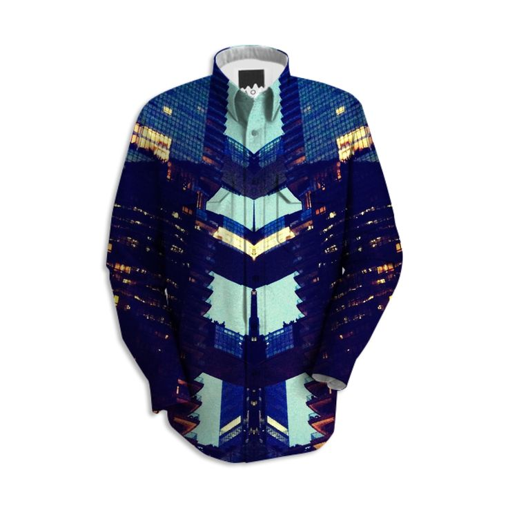 Satay Rd Long Sleeved Shirt from Print All Over Me