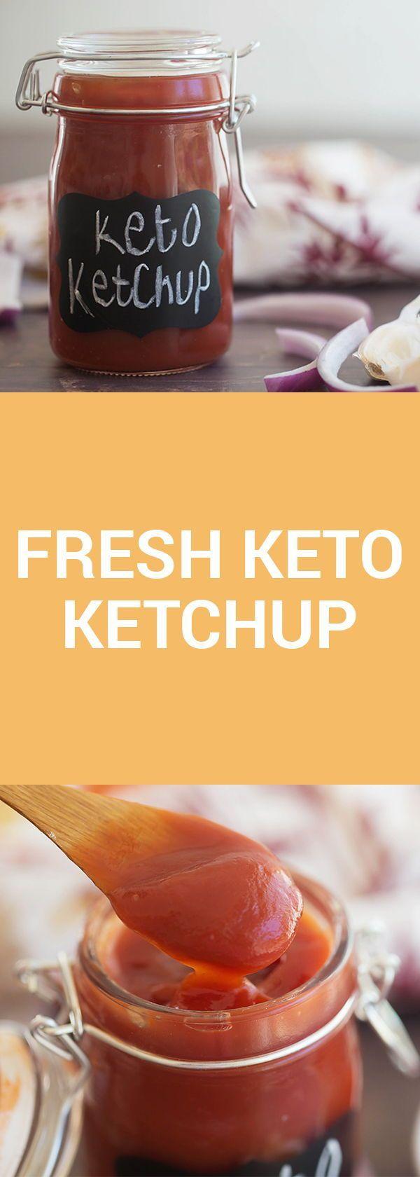 Fresh Keto Ketchup   Keto Diet Suplement 4