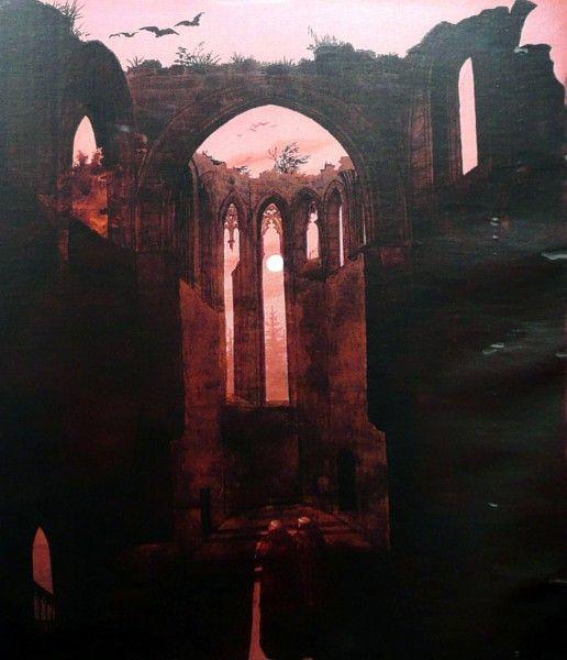 Ruine-Oybin-bei-Mondschein-1812