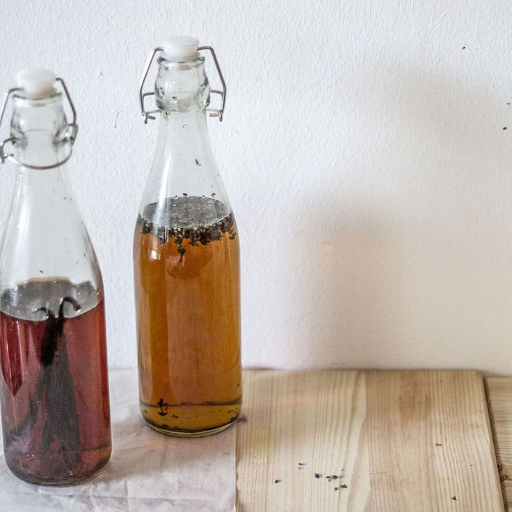 How to Make Vanilla and Lavender Extracts at Home on Food52
