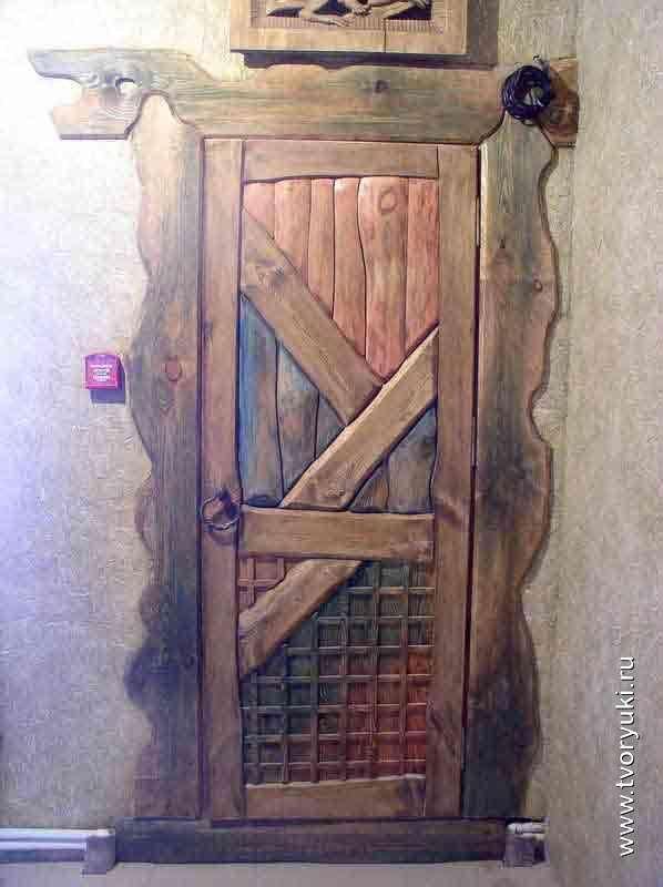дверь запасного выхода