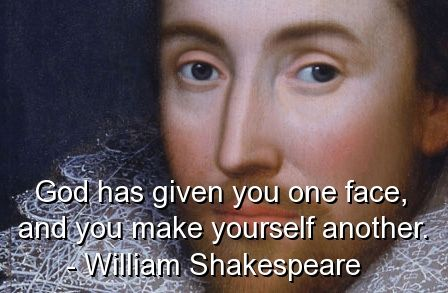 william shakespeare quotes | william shakespeare, quotes, sayings, brainy, deep, god, face ...
