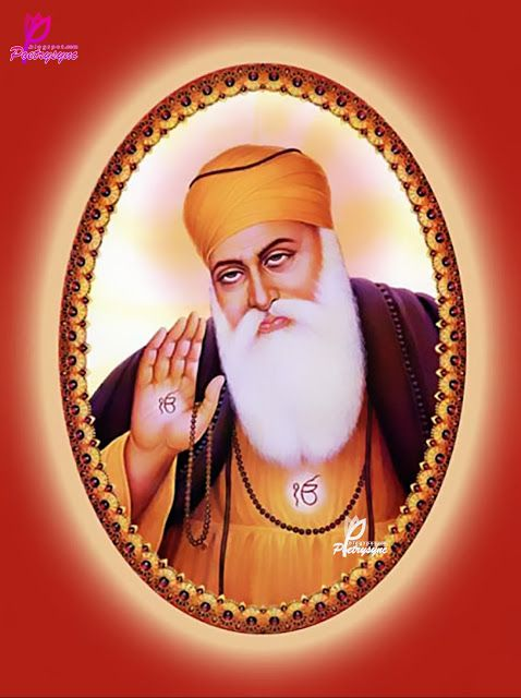 Poetry: Gurpurab Quotes and SMS with Guru Nanak Dev Ji Images