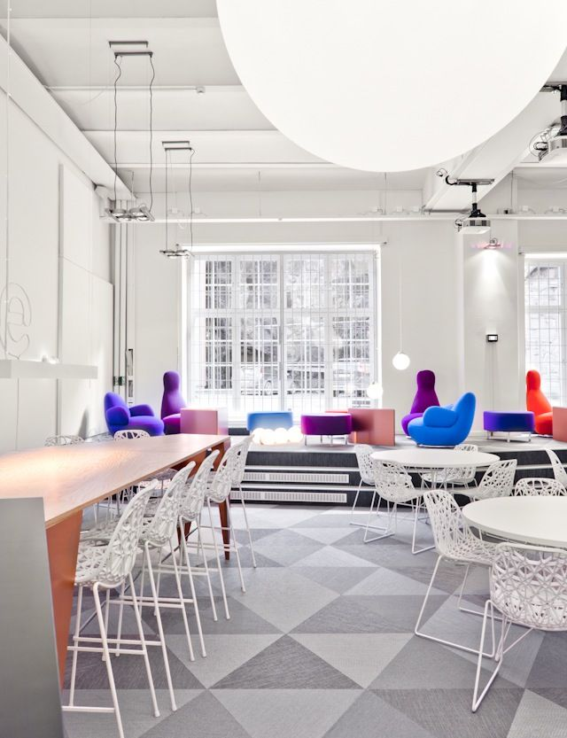 26 best Social Media Office Space images on Pinterest Office