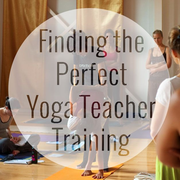 How to find the perfect yoga teacher training for you! www.yogatraveltree.com #findyouryoga