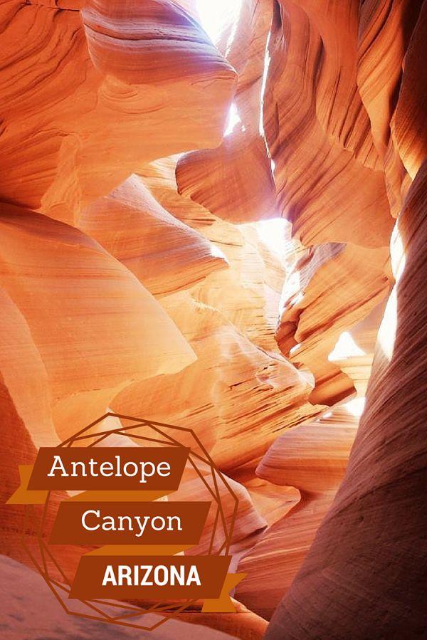 3.Antelope Canyon Arizona