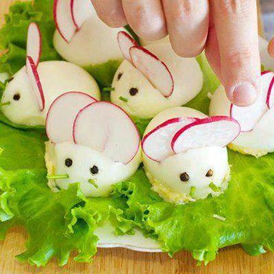 Food Art ~ cute & easy