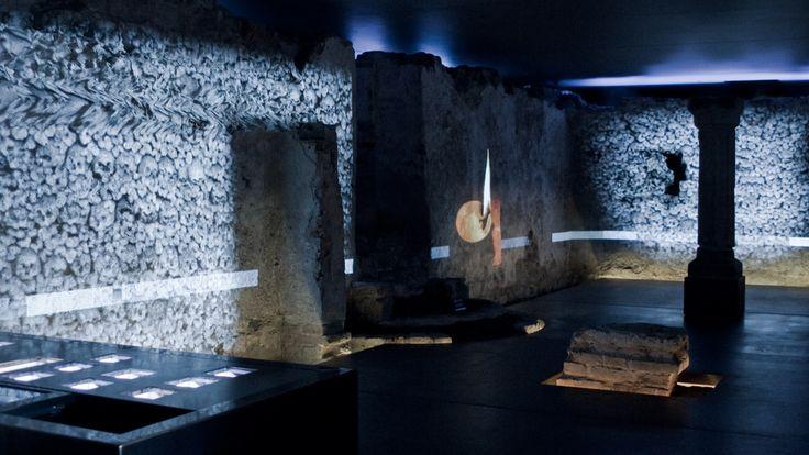 Erasmuskapelle |Archäologischer Schauraum