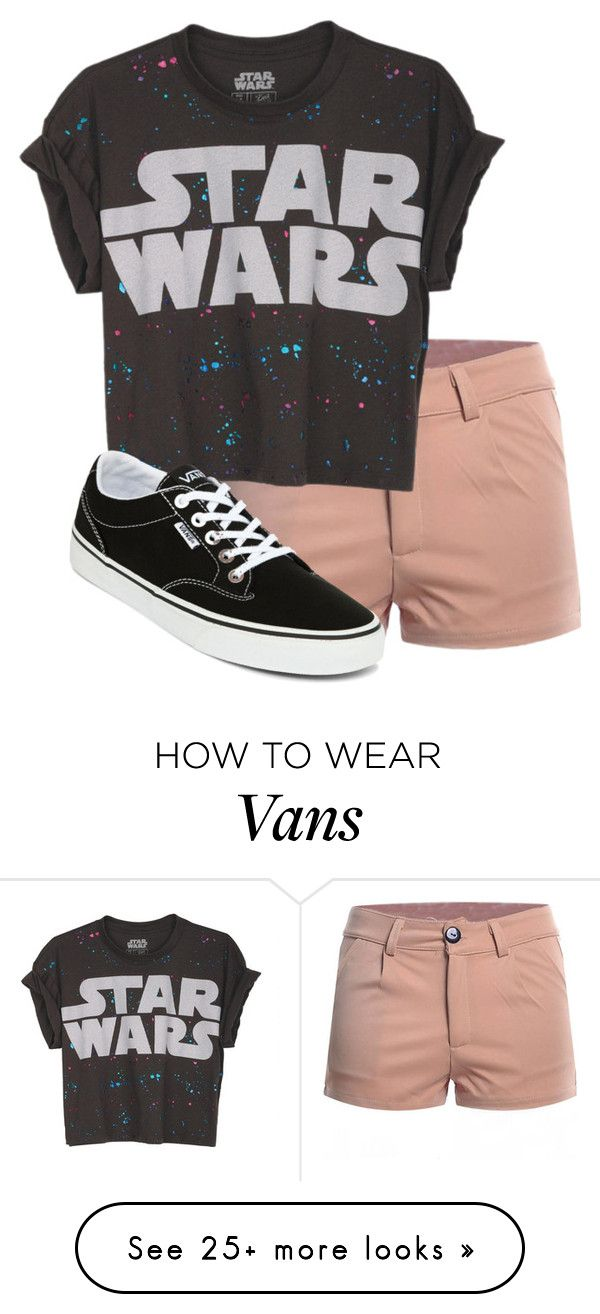 """Untitled #1458"" by milesofsmiles12345 on Polyvore featuring Vans"