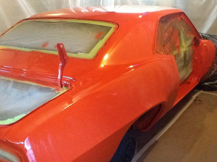 Summit Racing Urethane Single Stage Paint Hugger Orange 69