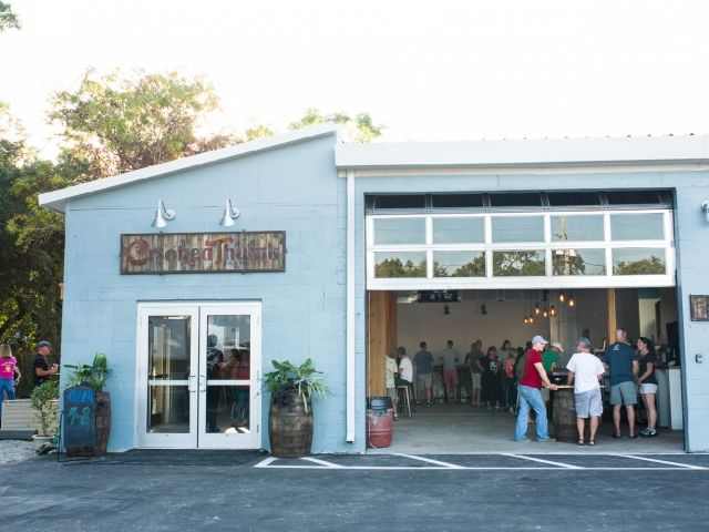 Crooked Thumb Breweryin Safety Harbor, Florida