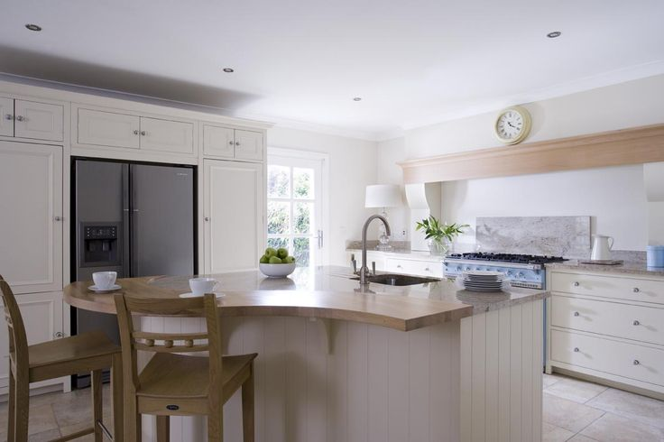 Bespoke Handpainted Kitchen from Blackrock Kitchens