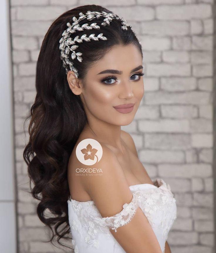Pin By Ryo Yamasha On Hair Style Bridal Hair Bride Hairstyles