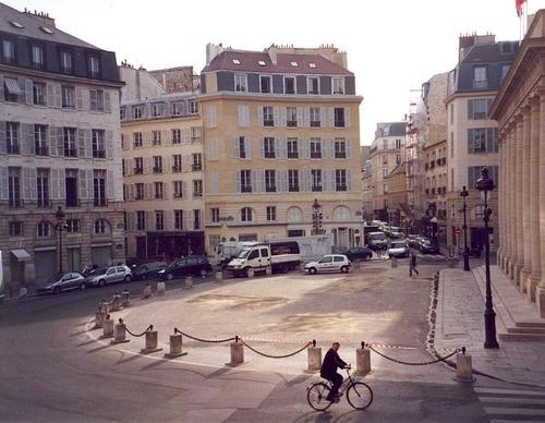 Place de L'Odeon - Paris