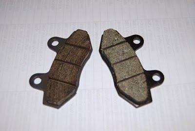 Kampas Rem Motor - Komponen yang Sering Terabaikan