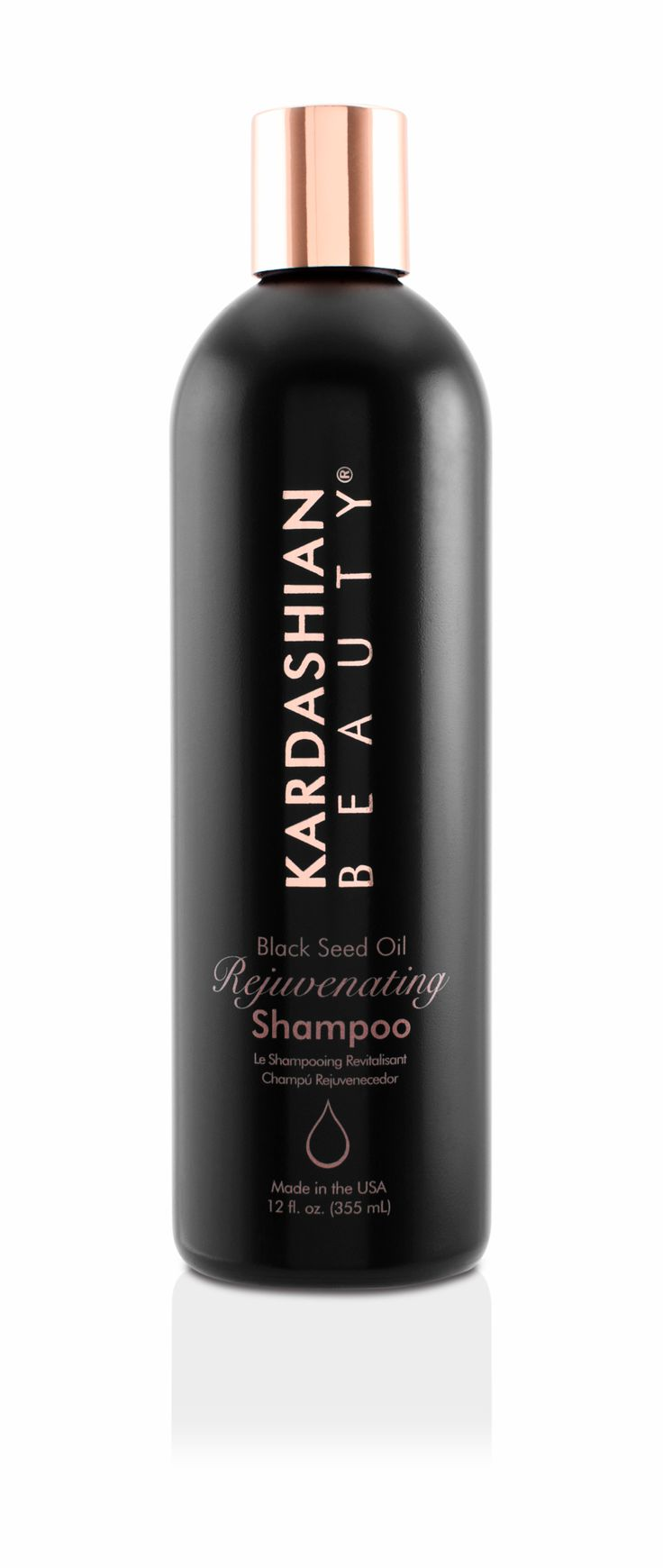 I Tried The Kardashian Beauty Black Seed Oil Hair Care Line So You Dont Have To