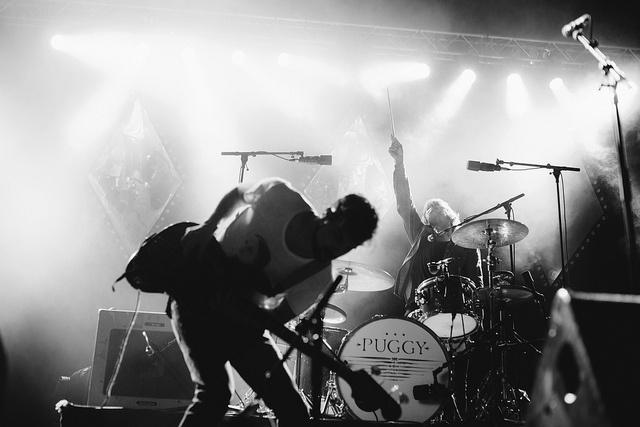 Puggy Live Concert @ Fete De La Musique Dudelange