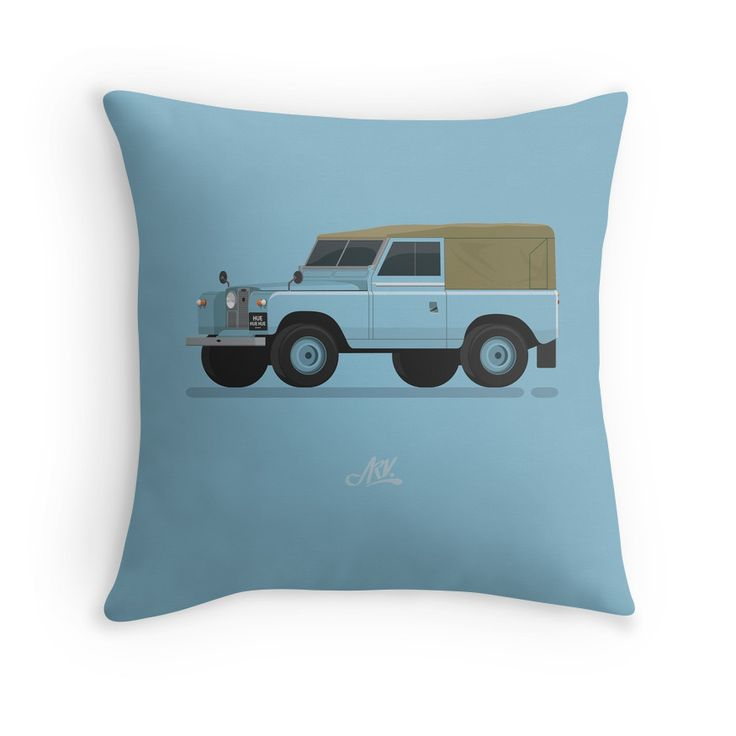 Series 2 SoftTop 3/4  #redbubble #landrover #landroverseries #series1 #britishcar #landy #rangerover #defender