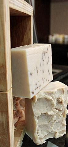 Exfoliate your skin for the Spring season! soap recipe