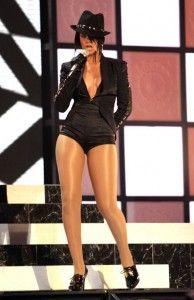 Rihanna's Workout Routine