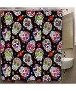 Sugar Skull Seamless Day of the Dead Custom Pri... - $35.00 - $41.00