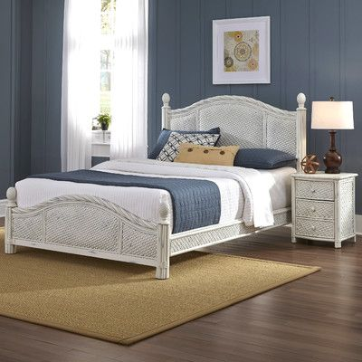 Found It At Wayfair   Marco Island Panel 2 Piece Bedroom Collection