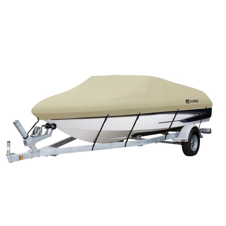 Dryguard Waterproof 14 Ft To 16 Runabout Boat Cover
