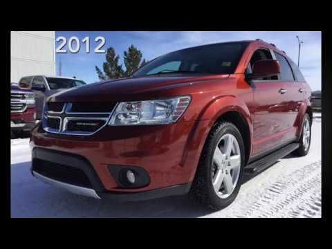 Used 2012 Dodge Journey RT *FOR SALE* / AWD, Red / 17n102a