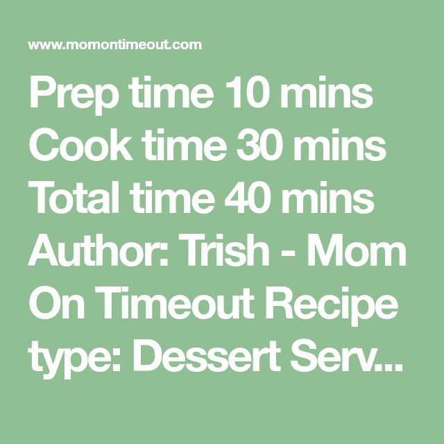 Prep time 10 mins Cook time 30 mins Total time 40 mins   Author: Trish - Mom On Timeout Recipe type: Dessert Serves: 16 bars Ingredients 1 18 oz roll refrigerated chocolate chip cookie dough 8 oz cream cheese, softened ½ cup granulated sugar 1 egg, room temperature ½ tsp vanilla extract Instructions Preheat oven to 350 F. Line a 9-inch square baking dish with parchment paper or non-stick foil. Set aside. Spread a little more than half of the cookie dough onto the bottom of the baking dish and...