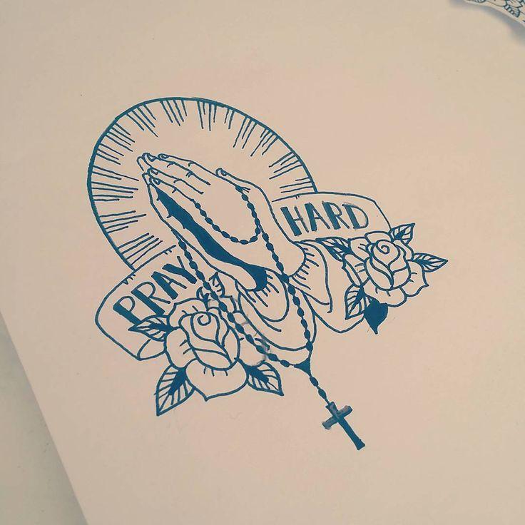 cool Top 100 praying hands tattoo - http://4develop.com.ua/top-100-praying-hands-tattoo/
