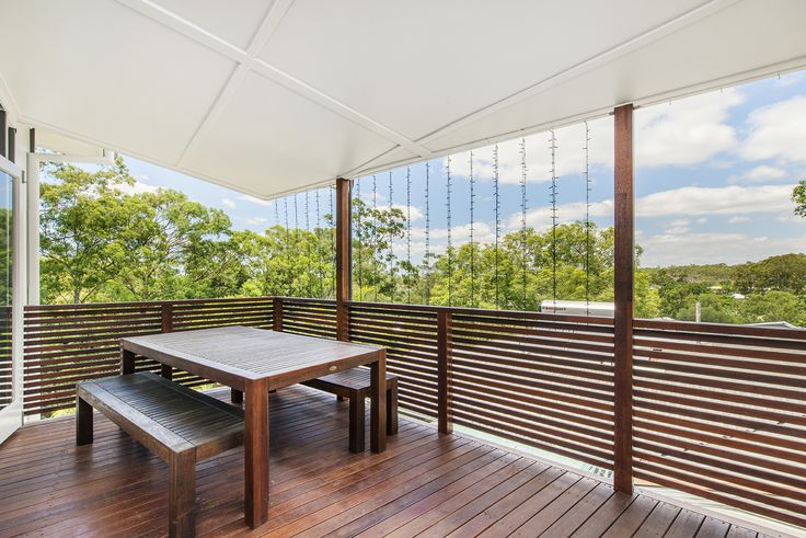BARDON 112 Outlook Crescent... Whisper quiet with the song of surrounding birdlife, this residence enjoys a convenient Bardon location without the sacrifice of space, privacy and environment.