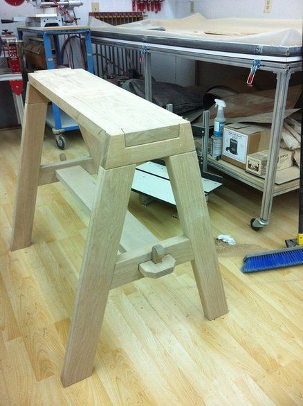 Traveling Work Bench - by Les Hastings @ LumberJocks.com ~ woodworking community