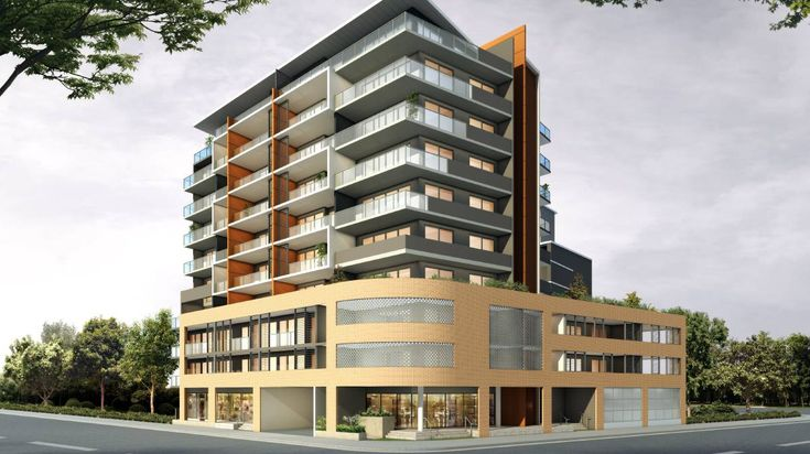 West end apartment construction driving building boom in Newcastle