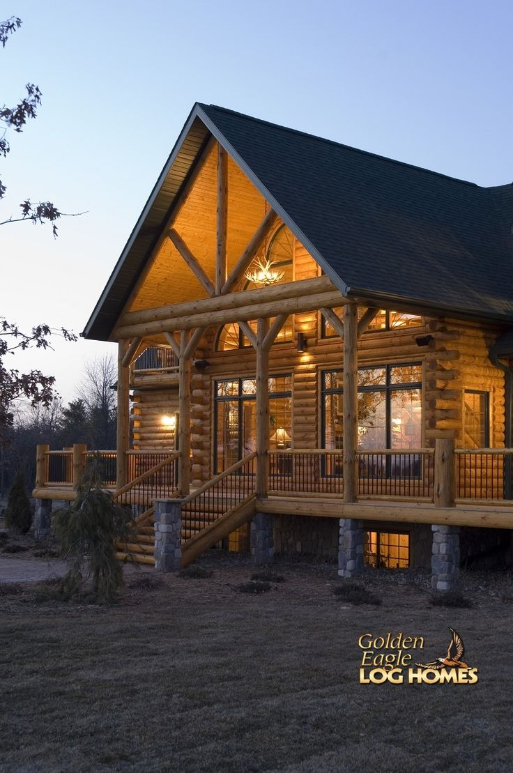 Exterior: 17 Best Images About Collection: Exterior Views Of Log