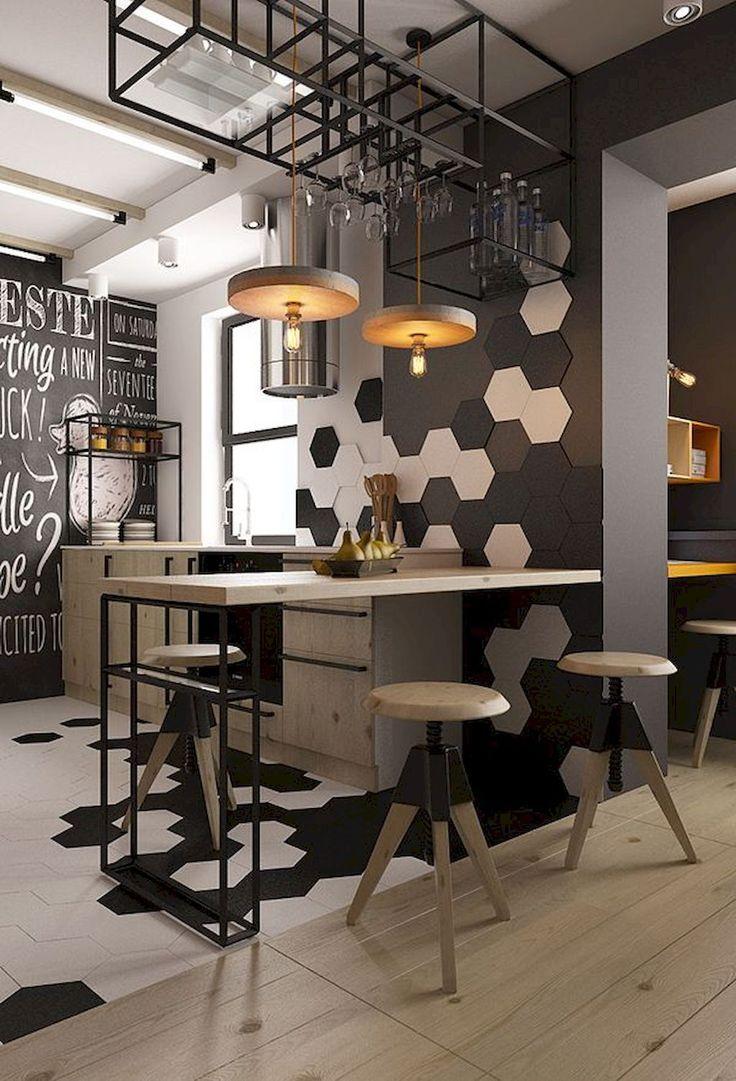 дизайн кухни в стиле кофейни фото узнаем вами, как