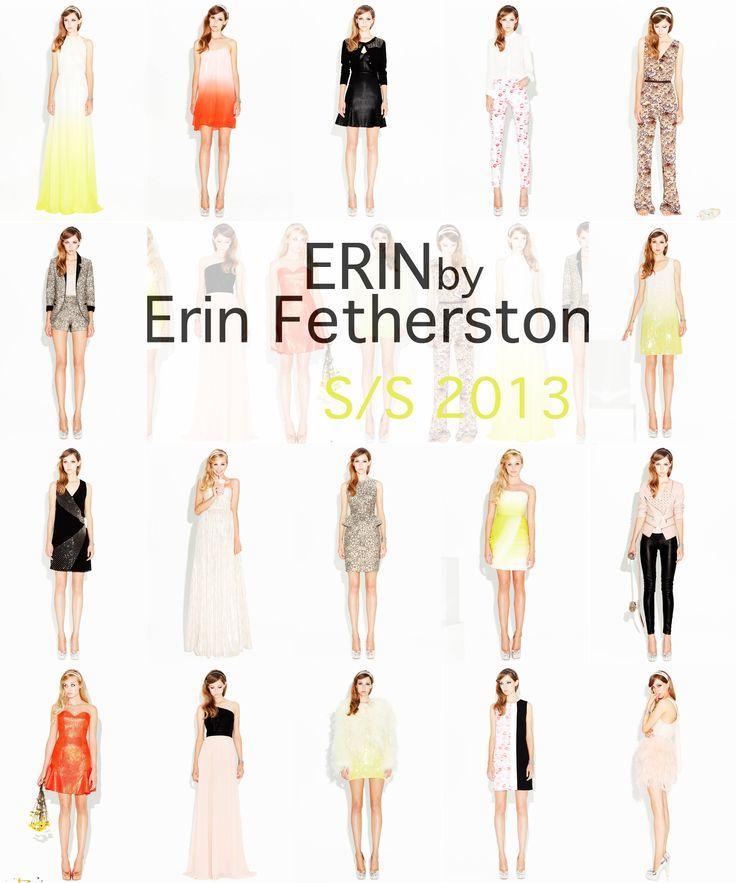 ERIN by Erin Fetherston Spring 2013 #NYFW: 2013 Nyfw, Spring Summer 2013, Fetherston Ss, Girly Fun, Fetherston Spring Summer, Erin Fetherston, Runway Spring, 2013 Runway, Spring 2013