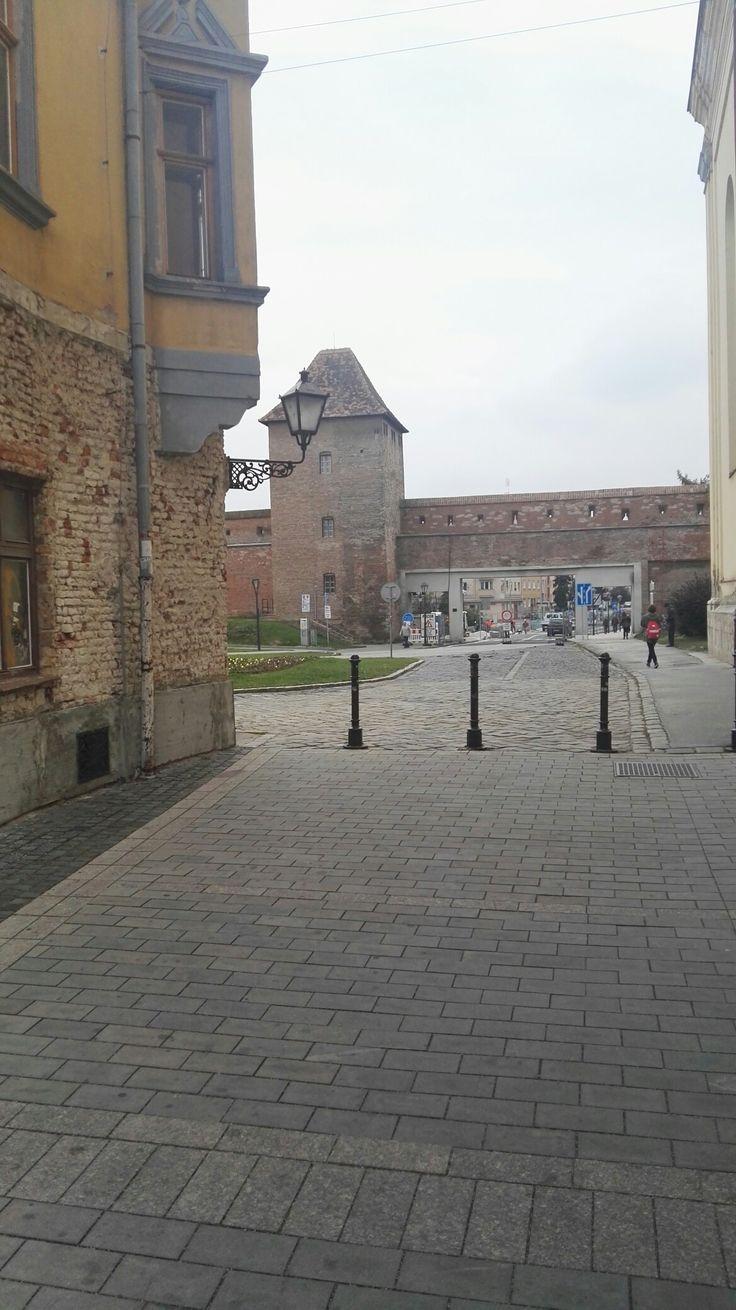 Trnava Slovakia, Bernolakova brana