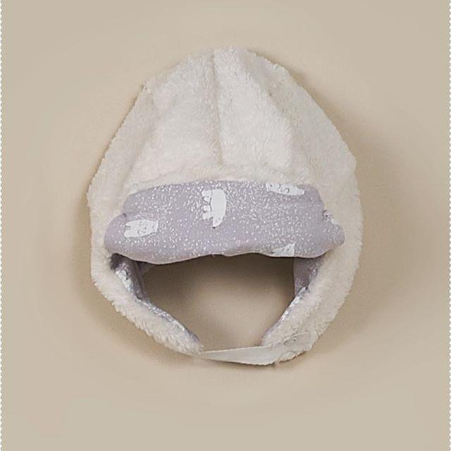 قبعة الاطفال ولادي برسمة الدب القطبي مناسبه للطفل طفلكي تسوق معنا مواليد بيبي Sleep Eye Mask Eye Mask