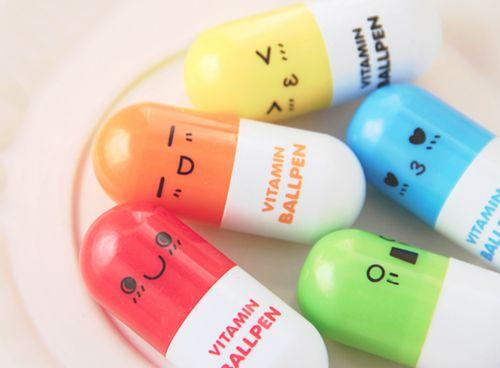 Real travel - Такие разные витамины... Витамины, минералы и их синергия