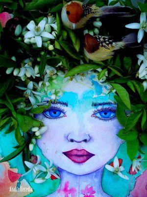 Analía Heredia Ilustraciones: Primavera...